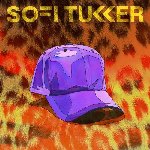Purple Hat by SOFI TUKKER